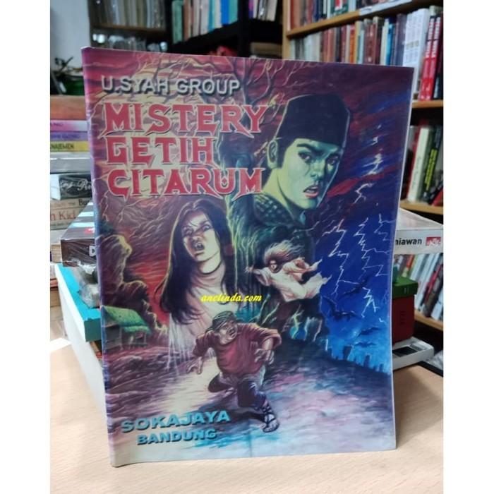 Foto Produk MISTERI GETAH CITARUM dari Anelinda Buku Klasik