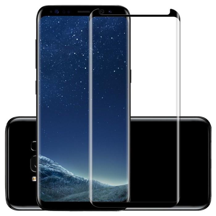 Foto Produk Film Pelindung Layar Tempered Glass 3D U Samsung Galaxy S8 Plus Film G dari Rhi3na Shop