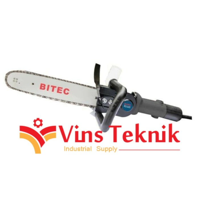 Foto Produk PAKET gerinda chain saw mini BITEC mesin gergaji kayu mini dari VINS TEKNIK