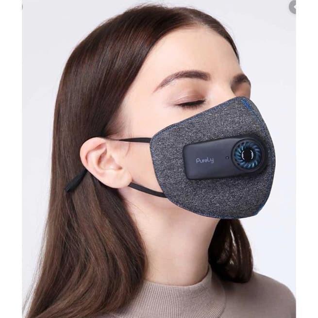 Foto Produk XIAOMI Masker KN95 Mi Purely Anti Polusi Air Mask PM2.5 550mAh dari GADVENTIA Official Store