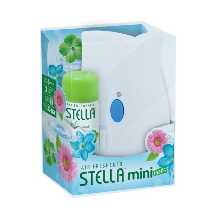 Foto Produk Stella Mini Matic Alat Refill 40ml dari mitraolshop08