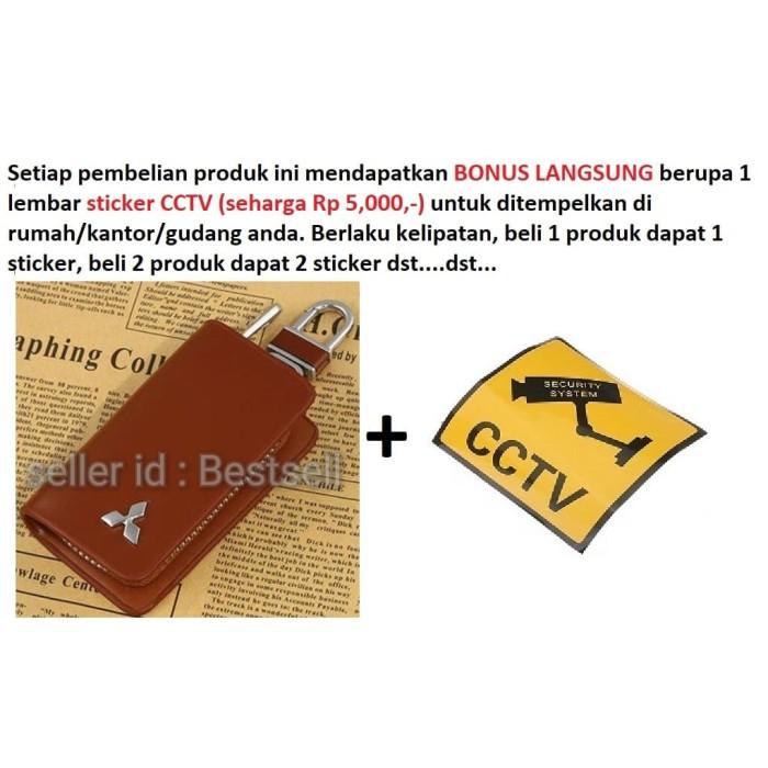 harga Dompet kunci coklat mitsubishi new pajero outlander strada fuso colt Tokopedia.com