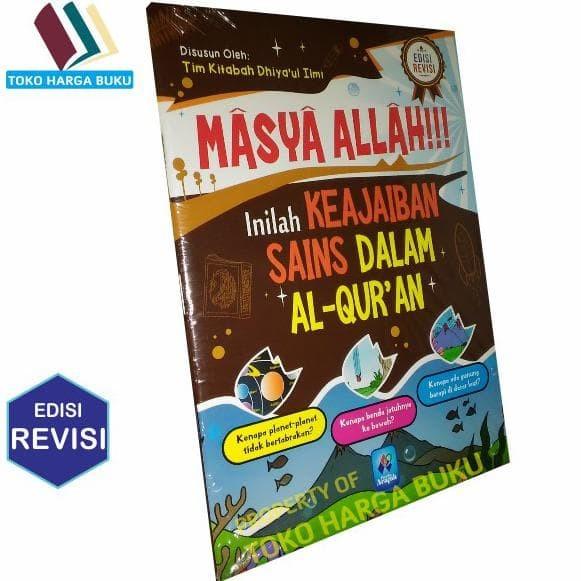 Jual Masya Allah Inilah Keajaiban Sains Dalam Al Quran Full Colour Buku Kab Serang Abdul Kholiq1 Tokopedia