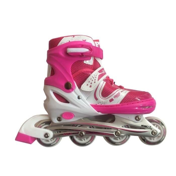 Foto Produk Sepatu Roda Anak / Inline Skate Anak FREE BAUT BAJAJ dari Aurumstoree