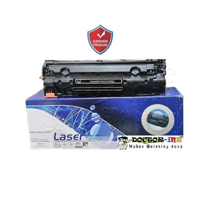 10p 78A Toner Cartridge for HP LaserJet P1606dn Printer