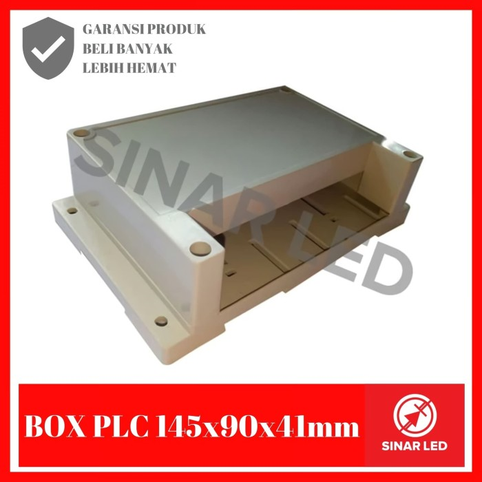 Foto Produk BOX PLC Non Led 145x90x41 MM dari sinar led