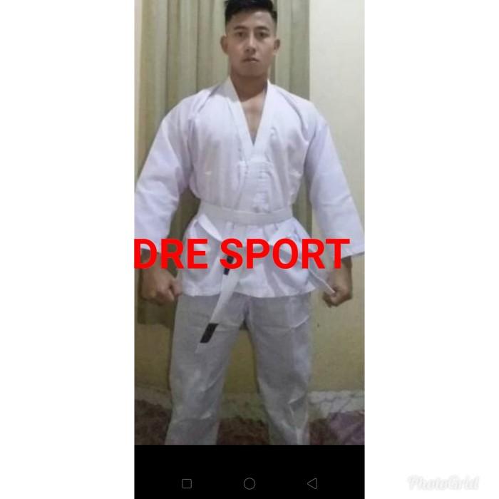Foto Produk Baju karate dewasa S,M,L,XL,XXL dari DRE SPORT SHOP