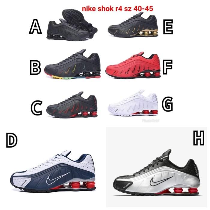 new arrivals new appearance classic shoes Jual SEPATU NIKE SHOX R4 PREMIUM ORIGINAL 40-46 - DKI Jakarta -  4SDOnlineshop | Tokopedia