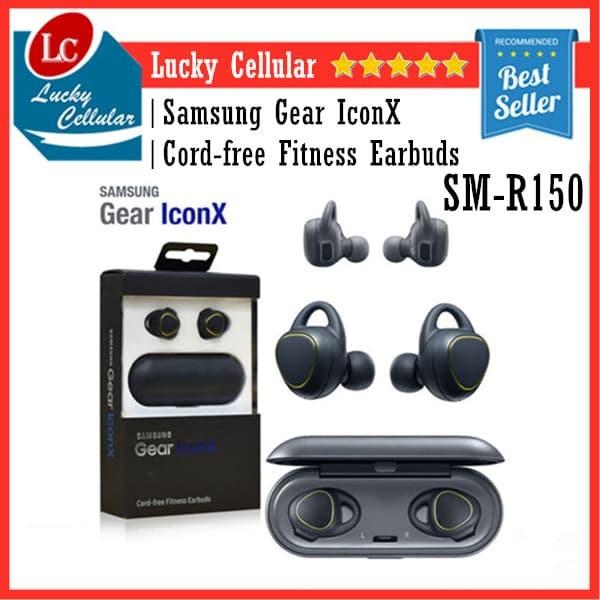 harga Earphone bluetooth samsung gear iconx sm-r150 - kwalitas high oem Tokopedia.com