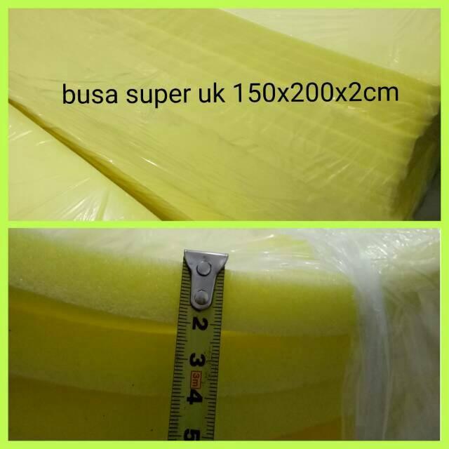 Foto Produk Busa royal uk 150x200x2cm dari afaan