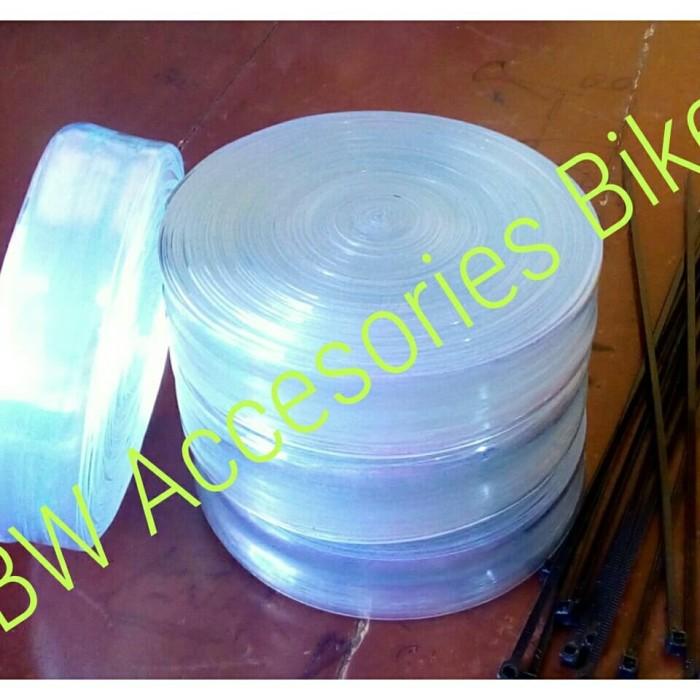 Foto Produk Pelindung Frame Fork Sepeda Lebar 2,5 cm Panjang 10 Meter dari BW Bike