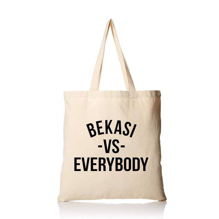 Jual Tote Bag Bekasi Vs Everybody Kab Bandung Barat Kvnstore Tokopedia