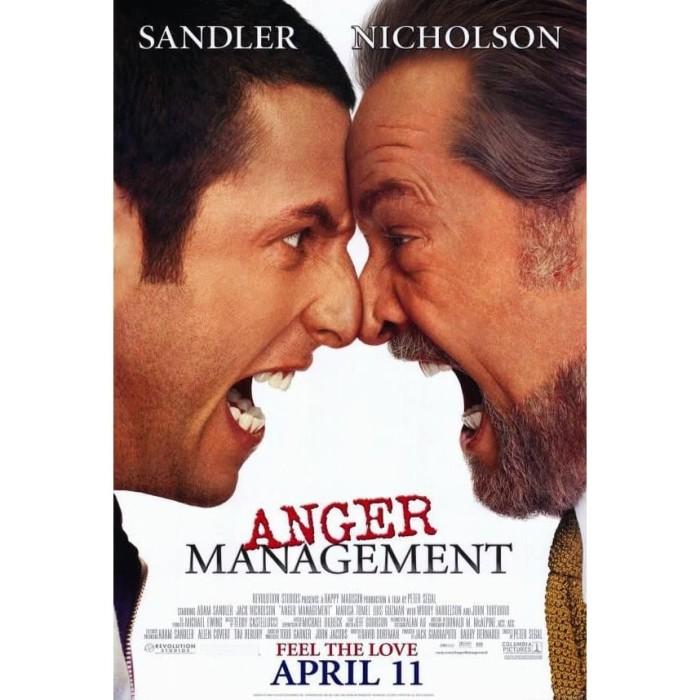 Jual Dvd Film Anger Management 2003 Kab Karawang Dvd Movie Update Tokopedia