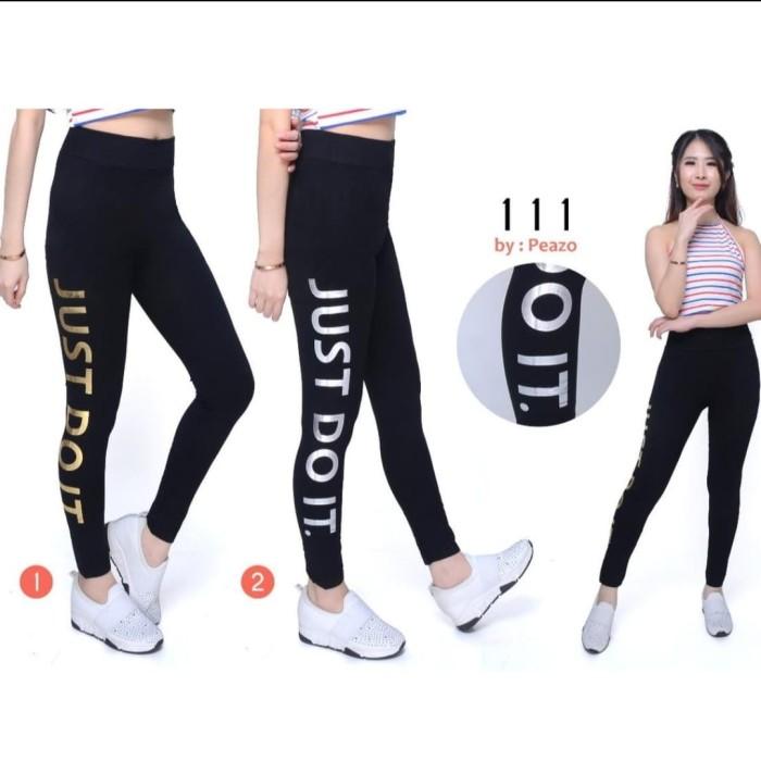 Jual Legging Nike Legging Senam Wanita Legging Jumbo Legging Big Size Jakarta Selatan Vinia Oshop Tokopedia