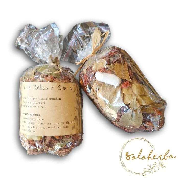 Foto Produk Ratus V Spa Rebus dari SOLO herbal spa