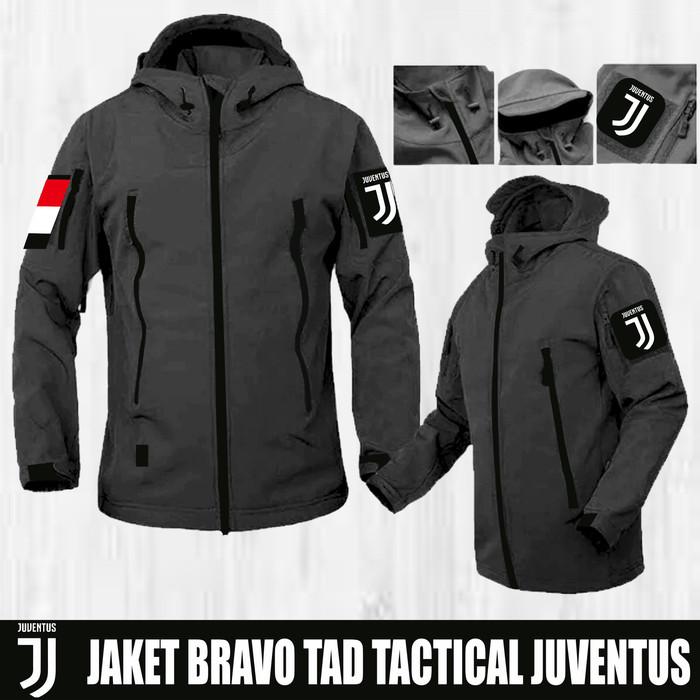 Jaket bravo tad/jaket motor/jaket gunung/jaket hoodie/jaket juventus