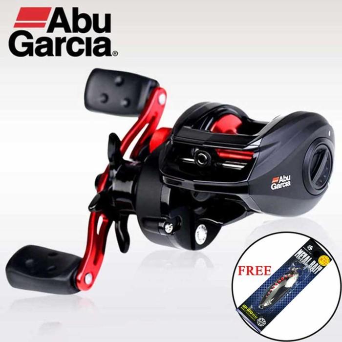 Abu Garcia BMAX3 Max Low-Profile Baitcast Fishing Reel
