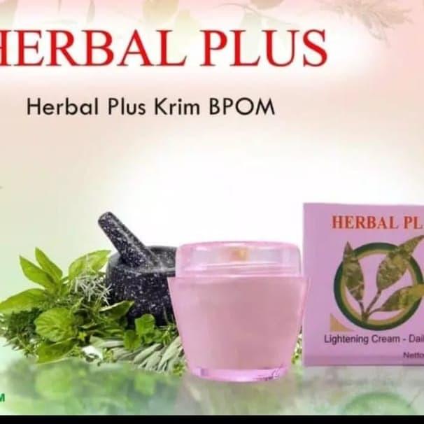 Foto Produk Cream Herbal Plus Original Day & Night Bpom dari Grosirku Laris
