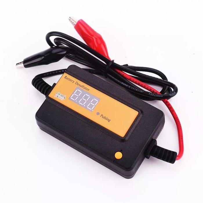 Foto Produk 12V24V36V48V Auto Pulse Battery Desulfator otomatis dari HobiMainanKu