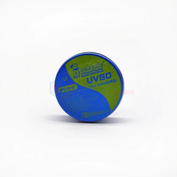 Foto Produk FLUX MECHANIC MCN-UV50 / FLUX BGA SMD MCN-UV50 dari NET Cellindo