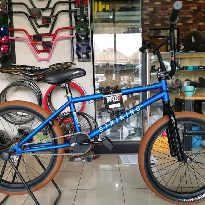 harga Fullbike bmx tatross vtw 20.5 Tokopedia.com