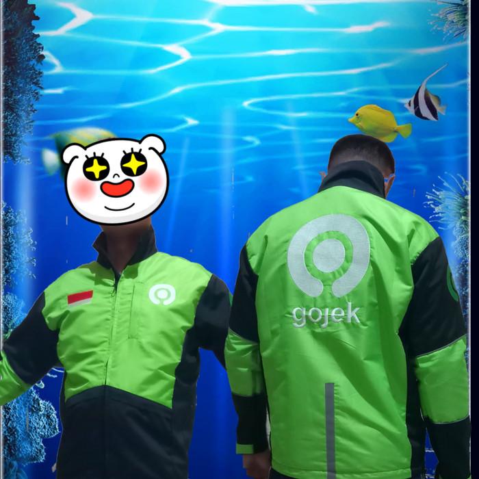 Foto Produk jaket gojek terbaru - Hijau dari NaurShop