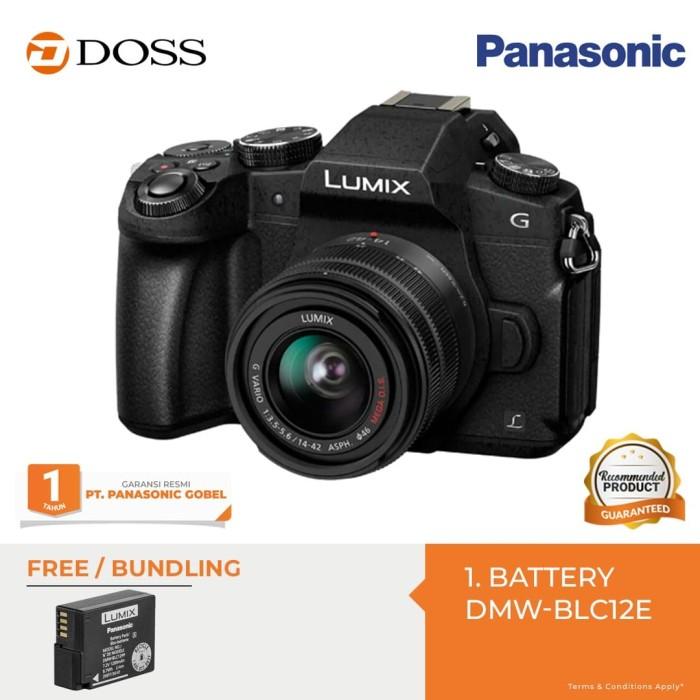 harga Panasonic lumix dmc-g85 kit 14-42mm f/3.5-5.6 ois ( black ) Tokopedia.com