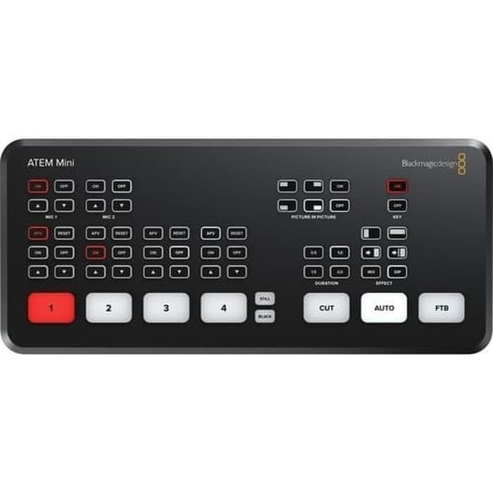 Jual Blackmagic Design Atem Mini Hdmi Live Stream Switcher Jakarta Barat Core Media Tokopedia