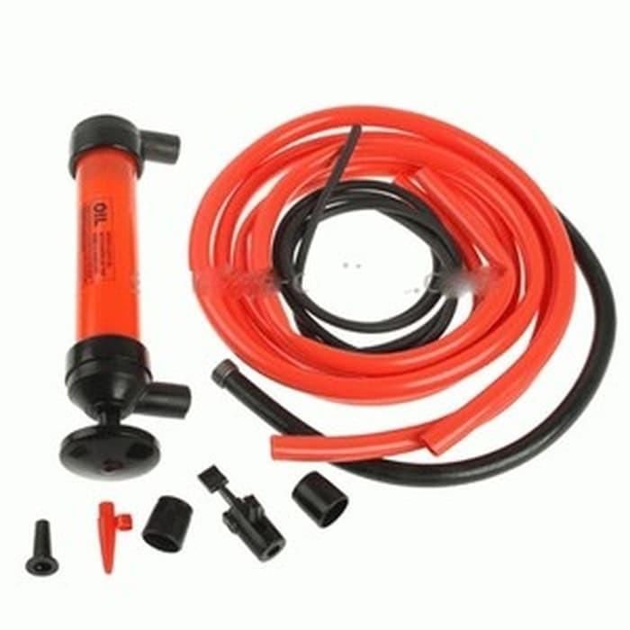 harga Siphon pump pompa sedot kuras transfer bensin oli mobil motor Tokopedia.com