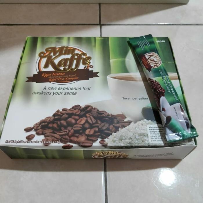 Foto Produk Min Kaffe KOPI GARAM BAMBOO BAMBU S4LT KESEHATAN AMAN UNTUK MAAG dari OCL_Shop