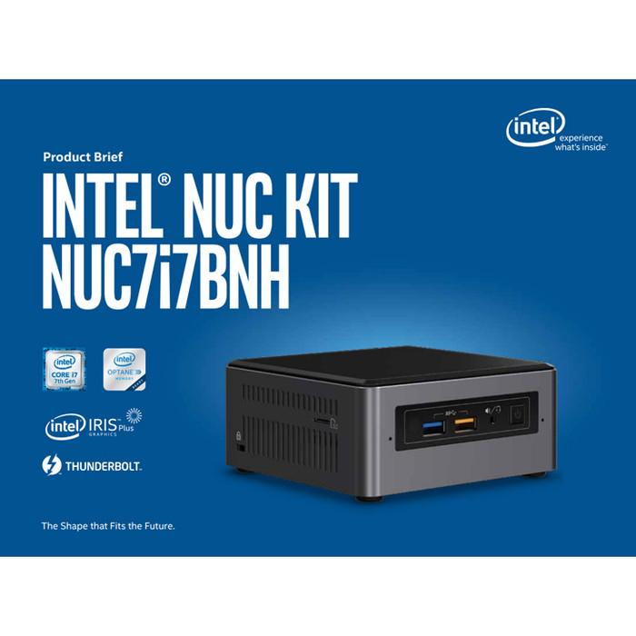harga Intel nuc i7 nuc7i7bnh core i7-7567u ssd 120gb ram 8gb ddr4 mini pc Tokopedia.com