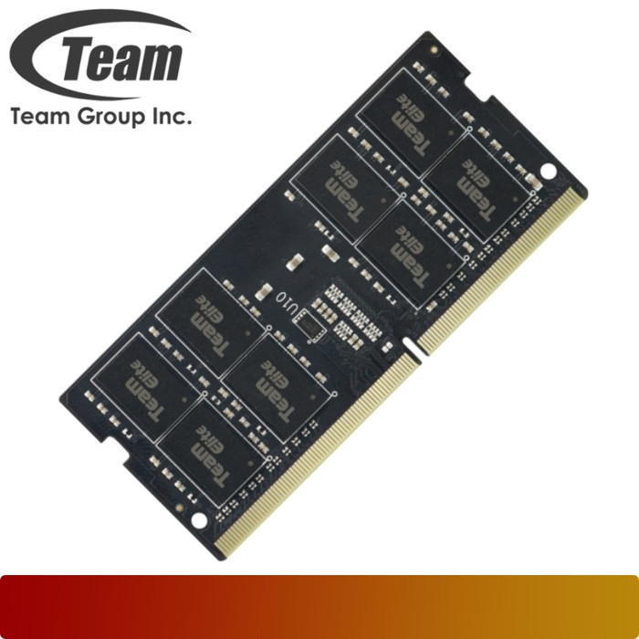 Foto Produk Ram Team Elite 16Gb 25600 - Sodimm Ddr4 16Gb 3200Mhz Resmi dari Global link distribution