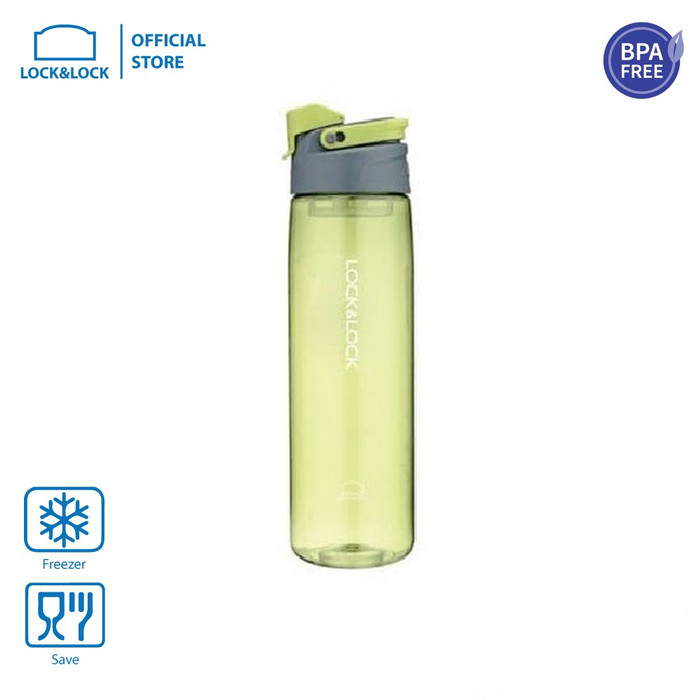 Foto Produk Lock&Lock Botol Air Minum Easy Stopper Bottle 950ml HLC950BLU/PIK/GRN - Hijau dari LOCK&LOCK Official