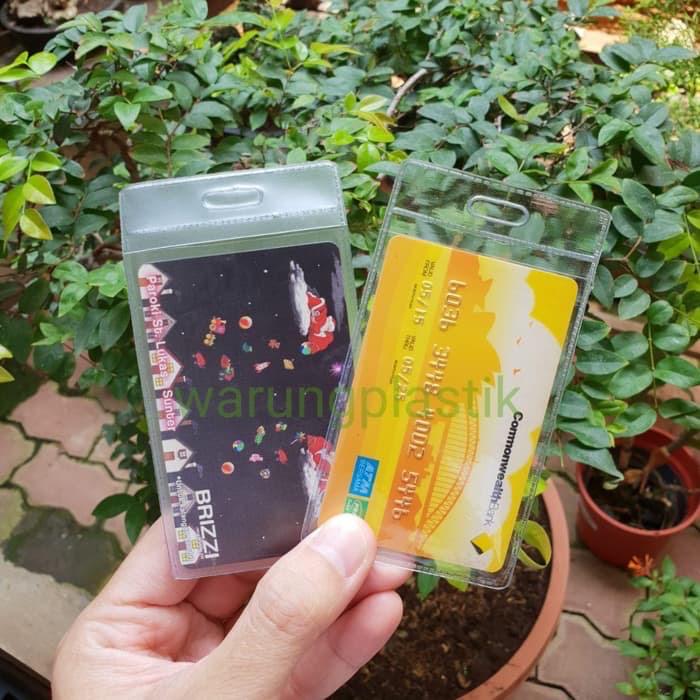 jual plastik id card  name tag  etoll  etoll  card