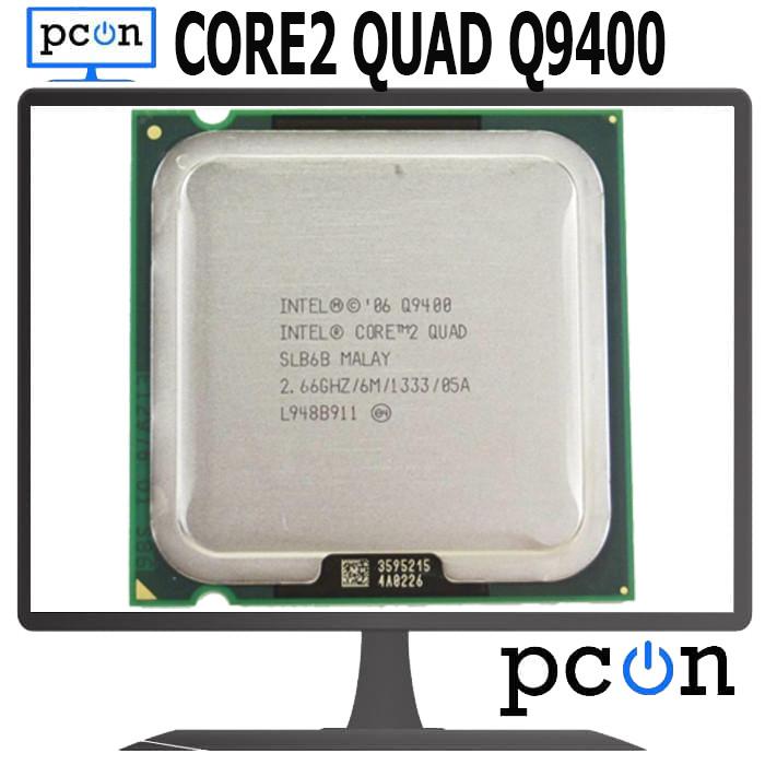 Foto Produk Processor Intel® Core™2 Quad Processor Q9400 6M Cache, 2.66 GHz, dari PC ON COMPUTER