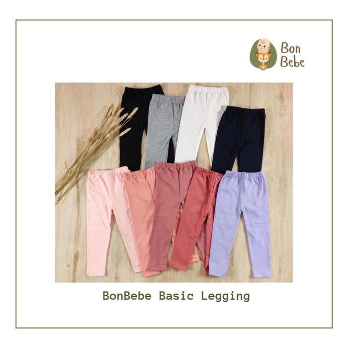 Jual Bon Bebe Basic Legging Baby And Kids Legging Legging Bayi Dan Anak Satuan Xs Kota Tangerang Selatan Bonbebe Baby Tokopedia