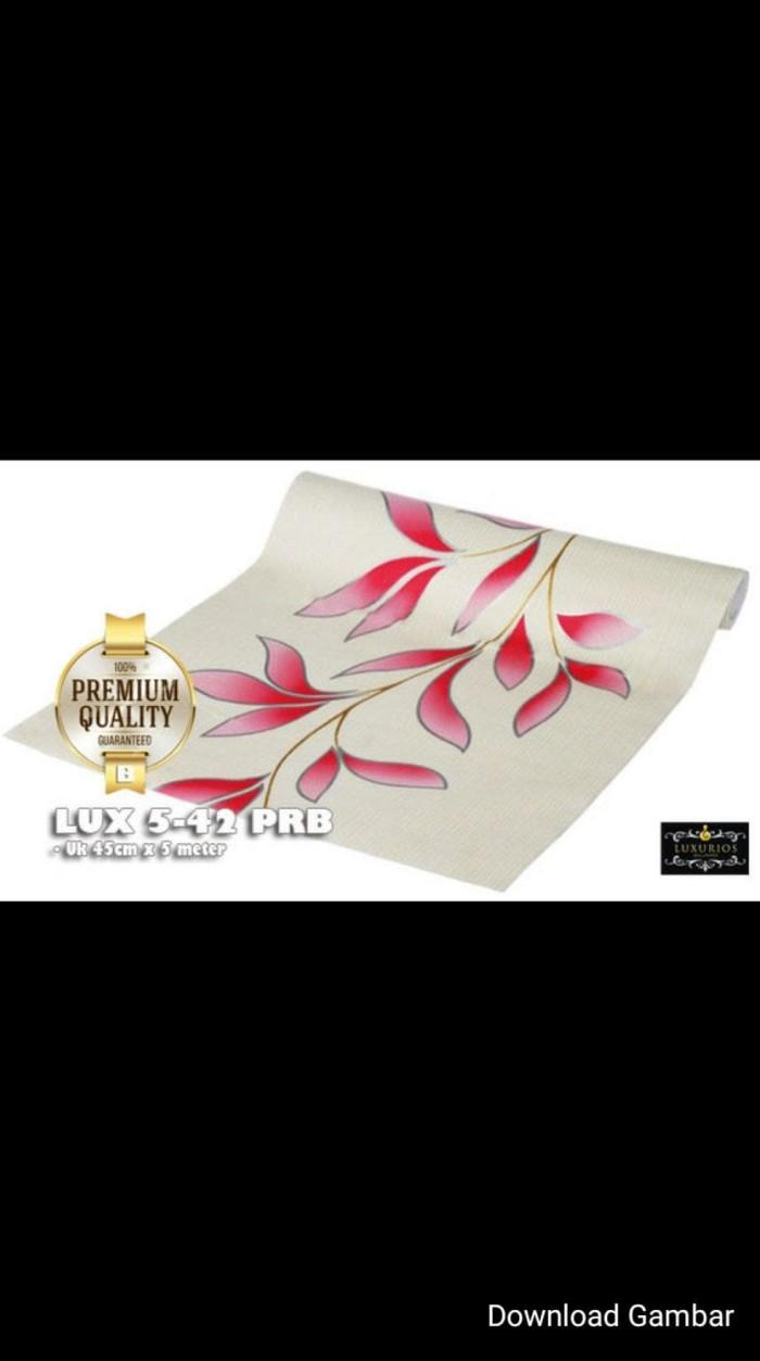 Jual Jual Wallpaper Sticker Dinding Jakarta Barat Maron Ron