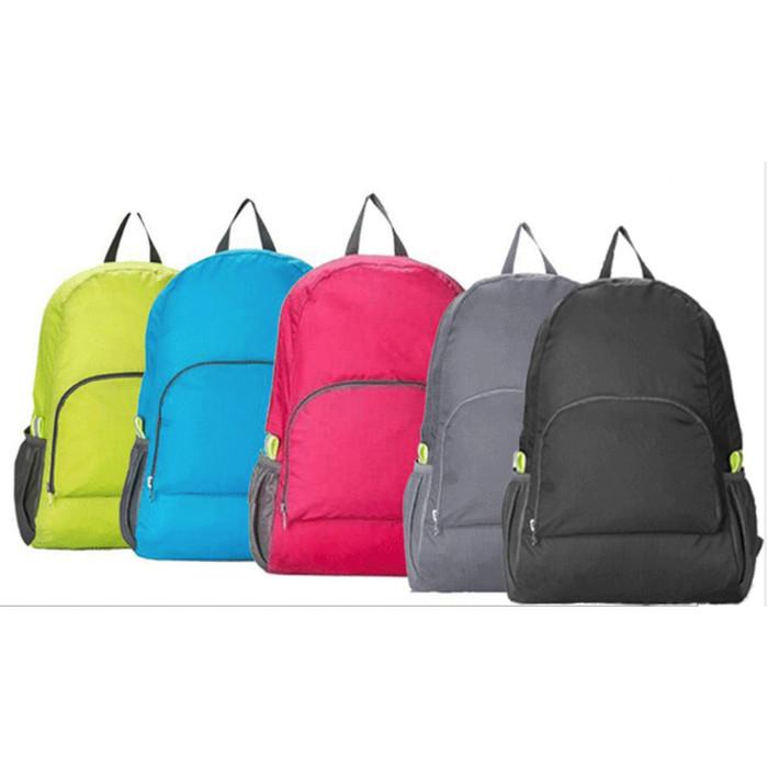 Foto Produk [Ready] Tas Punggung Lipat / Backpack / Travel / Ransel lipat FRK04 dari Toko Rumah Unik