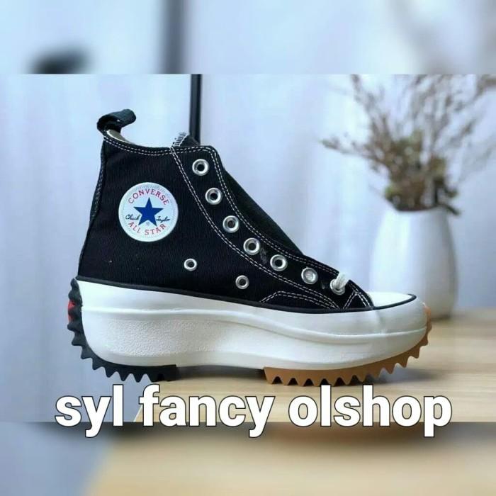 Jual Sepatu Converse High Jwa Run Star Hike Black B Jw Anderson Ct