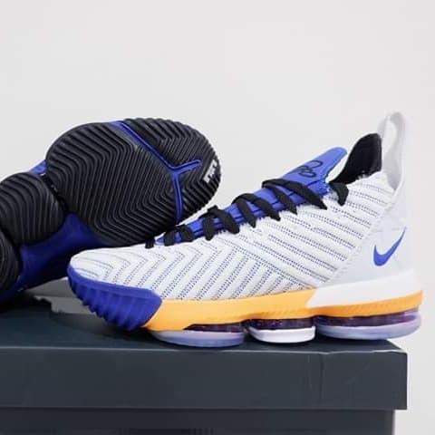 Jual sepatu basket murah lebron 16 yin