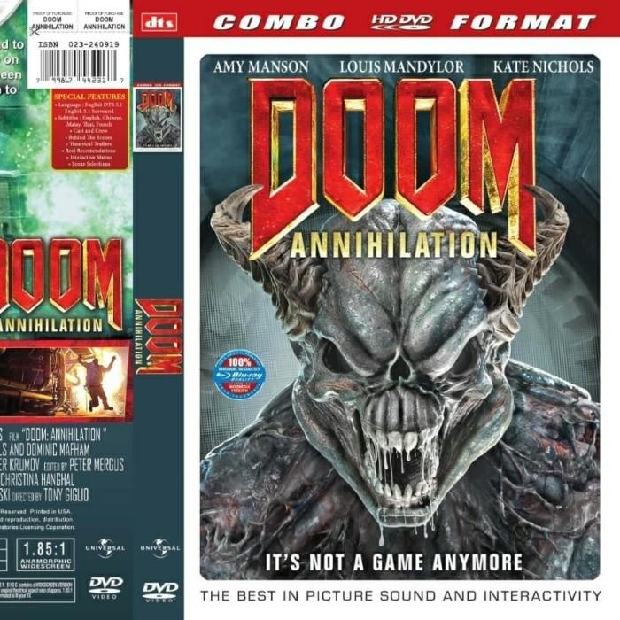 Jual Doom Annihilation Jakarta Barat Aaron Dvd Tokopedia