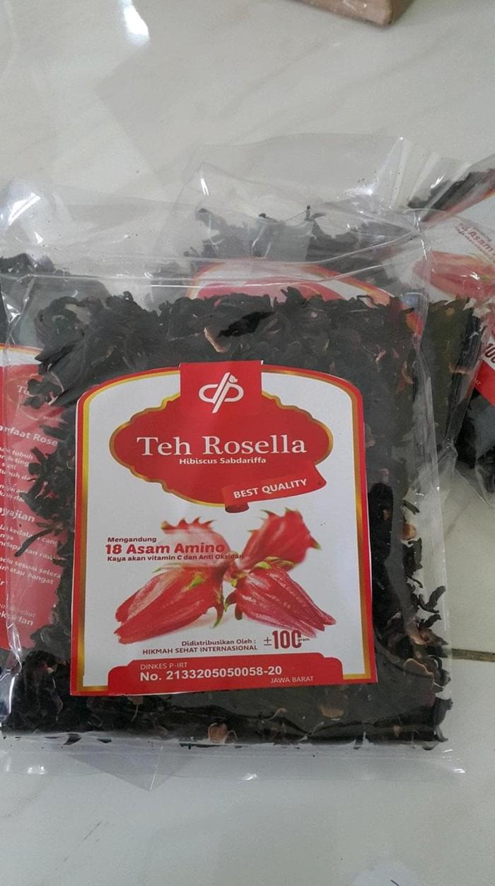 Jual Promo Teh Bunga Rosella Merah Untuk Diet Dan Darah Tinggi Kab Sidoarjo Ali Permana