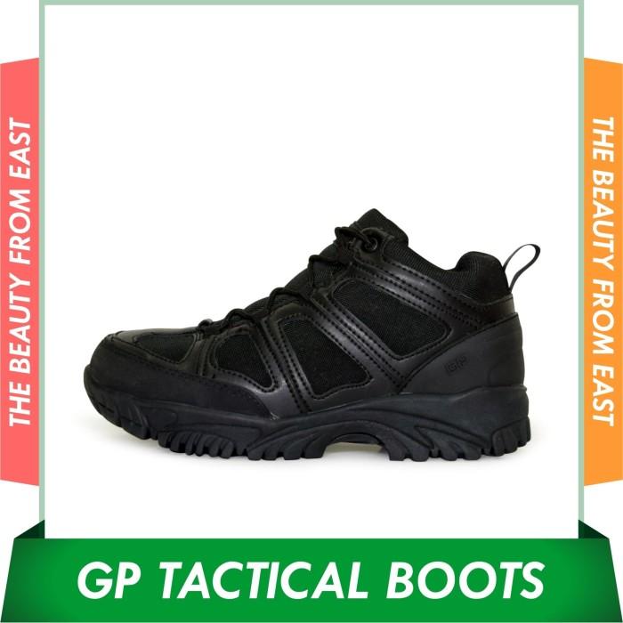 harga Sepatu taktis gp hitam Tokopedia.com
