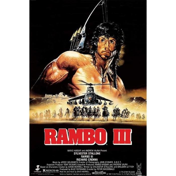 Jual Film Dvd Rambo Iii 1988 Teks Indonesia Play Dvd Kota Bandung Invisible Anime Toku Tokopedia