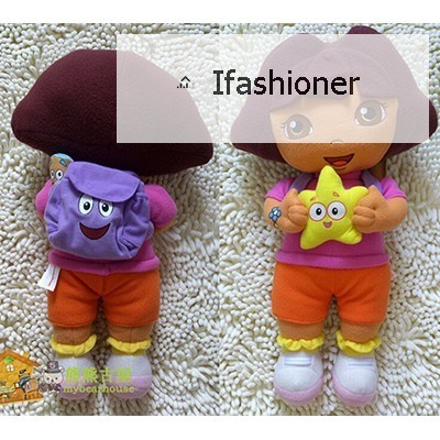 Foto Produk Boneka Plush Model Dora The Explorer dari Random Shop B