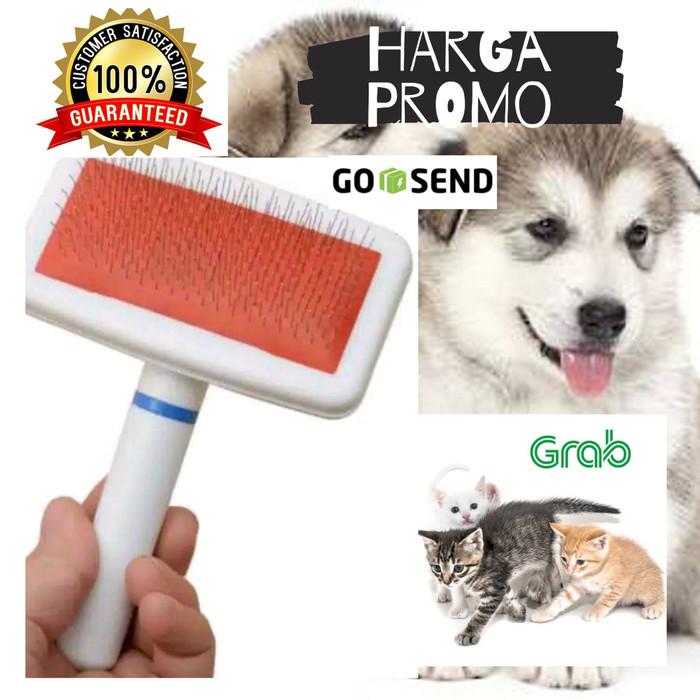Jual Sisir Kucing Anjing Khusus Grooming Kab Sukabumi Javy Petshop Tokopedia