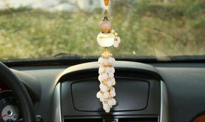 Foto Produk Tempat Botol Parfum Pengharum Mobil Wadah Gantungan onderdil mobi dari ferarukmanashop