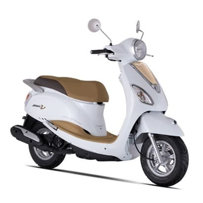 harga Sym attila venus 125 motor (otr jawa tengah)**white** - putih Tokopedia.com