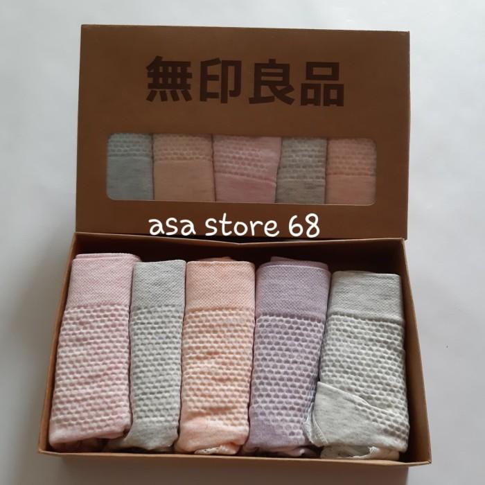 Foto Produk Celana Dalam Wanita Import isi 5 dari Asa Store 68