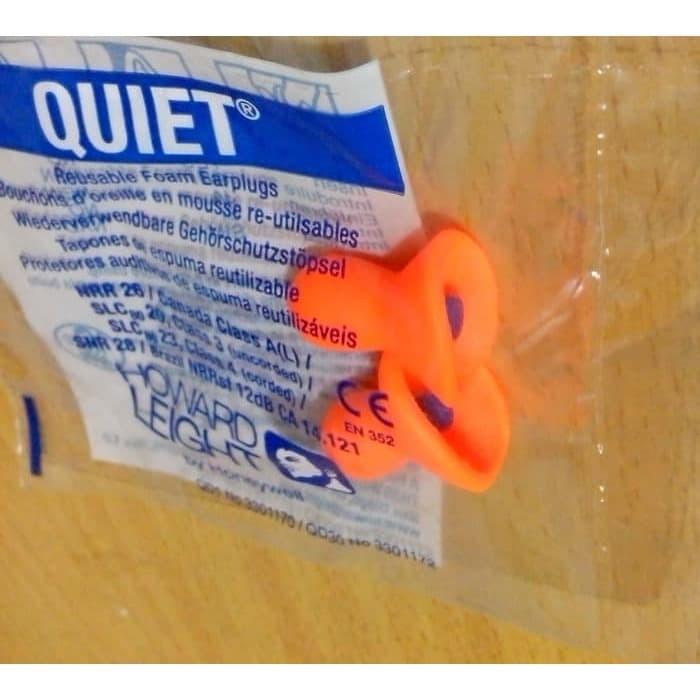 Foto Produk Sumbat Kuping/Ear Plug Howard Leight merk Quiet dari Adista
